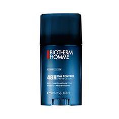 Biotherm Homme 48H dnevni nadzor (Anti-Transpirant Non Stop) 50 ml moški deodorantni antiperspirant