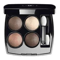 Chanel Očné tiene Les 4 Ombres (Quadra Eye Shadow) 2 g
