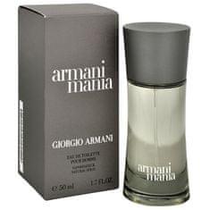 Giorgio Armani Mania For Men - woda toaletowa