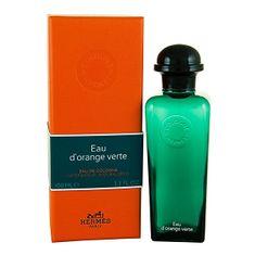 Hermès Eau D´Orange Verte - kolínska voda s rozprašovačom