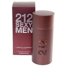 Carolina Herrera 212 Sexy For Men - EDT