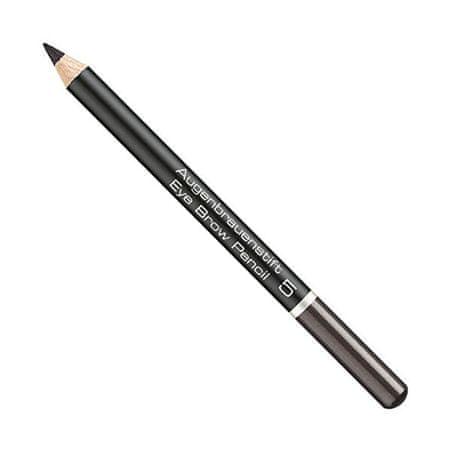 Art Deco Szemöldök ceruza (Eye Brow Pencil) 1,1 g (árnyalat 6 Medium Grey Brown)