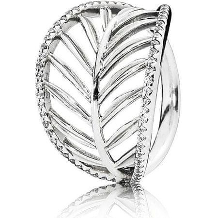 Pandora Ragyogó ezüst gyűrű 190952CZ (Kerület 56 mm) ezüst 925/1000