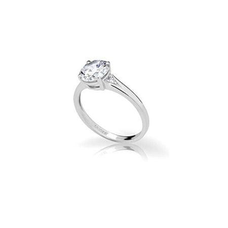 Modesi Eljegyzési gyűrű JA17247CZ (Kerület 50 mm) ezüst 925/1000