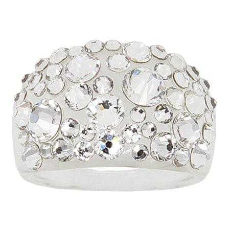 Troli Bubble Crystal gyűrű (Kerület 59 mm)