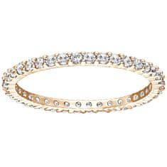 Swarovski Úžasný trblietavý prsteň Vittore