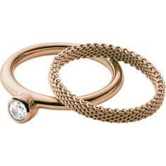 Skagen Zestaw dwóch pierścieni SKJ0852791