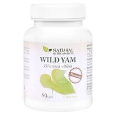 Natural Medicaments Wild Yam Premium 90 kapslí