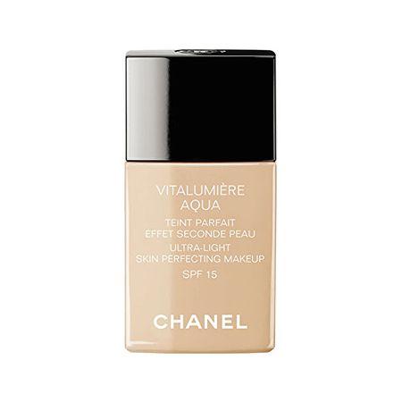 Chanel Vitalumiere Aqua SPF 15 ( Ultra - Skin Perfecting Makeup) Light ( Ultra - Skin Perfecting Makeup) 30 (cień 10 Beige)