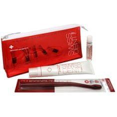 Swissdent Rdeči komplet za zobozdravstveno pomoč