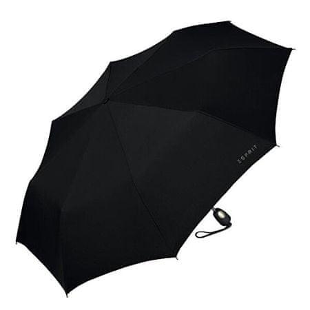 Esprit Férfi összecsukható automata esernyő Gents Mini Tecmatic
