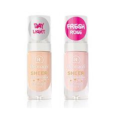 Dermacol Szépítő fluid (Sheer Face Illuminator) 15 ml
