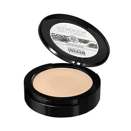 Lavera Proszek do makijażu 2w1 (kompaktowa 2w1 Foundation) 10 g (cień 03 med)