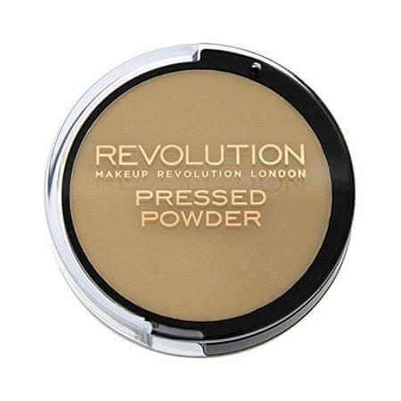 Makeup Revolution Formowany proszek mocujący (Puder) 7,5 g (cień Porcelain Soft Pink)