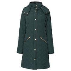 Desigual Dámská bunda Padded Leicester Emerald 19WWEWC4 4116