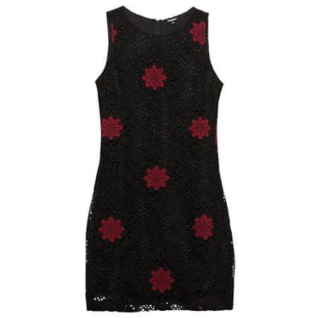 Desigual Női ruhaVest Lex Negro 19WWVW57 2000 (méret 36)