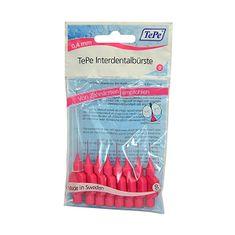 Tepe Mezizubní kartáčky Normal 0,4 mm růžový 8 ks