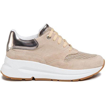 Geox Női női cipők D Backsie Lt Taupe D02FLC-022GN-C6738 (Méret 40)