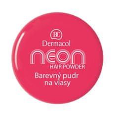 Dermacol Kolorowy puder do włosów Neon 2,2g