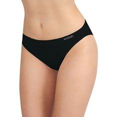 Evona Dámské klasické kalhotky SLIPS černé