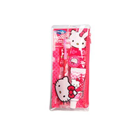 VITALCARE CZ Hello Kitty zobni potovalni set