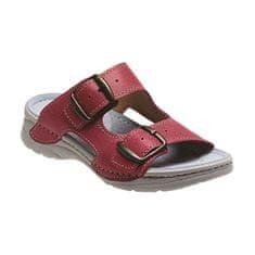 SANTÉ Zdravotní obuv dámská D/10/C30/SP světle červená