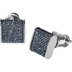 Skagen Csillogó acél fülbevaló SKJ1222998