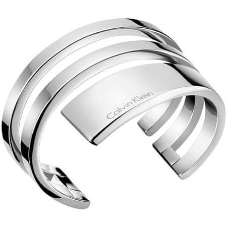 Calvin Klein Beyond masszív nemesacél karkötő KJ3UMF0001 (átmérő 6,2 cm - M)