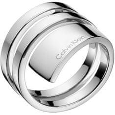 Calvin Klein Jekleni prstanBeyondKJ3UMR0001