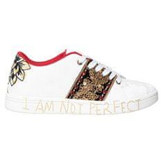 Desigual Dámske tenisky Shoes Cosmic India 20WSKP03 1000