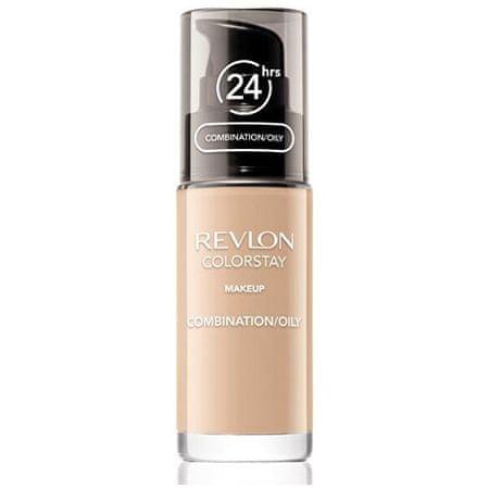 Revlon Colorstay alapozó vegyesés zsíros bőrre(Makeup Combination/Oily Skin) 30 ml (árnyalat 350 Rich Tan)