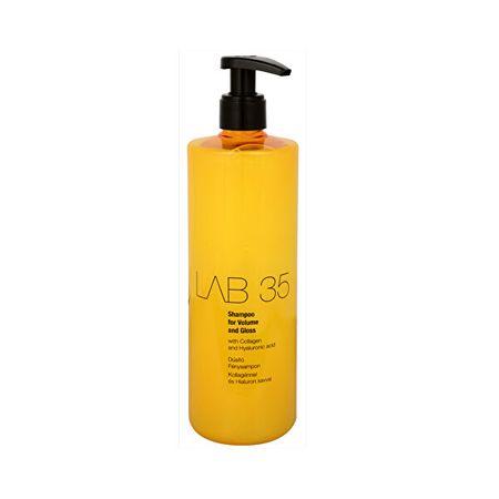 Kallos Sampon finom szőr nélkül fényes LAB35 (mennyiség és Gloss sampon) (Mennyiség 500 ml)