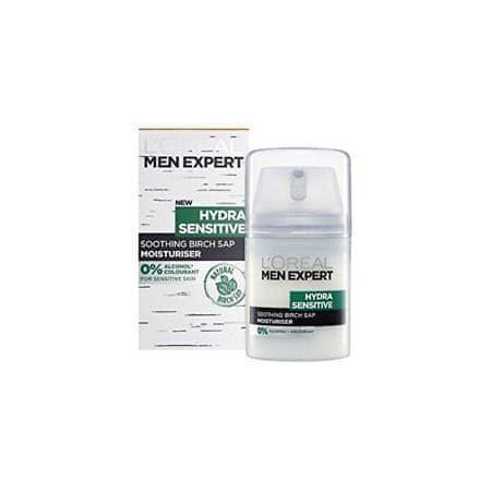 Loreal Paris Men Expert hidratáló krém férfiaknak érzékeny bőrre (Hydra Sensitive Protecting Moisturiser) 50 ml
