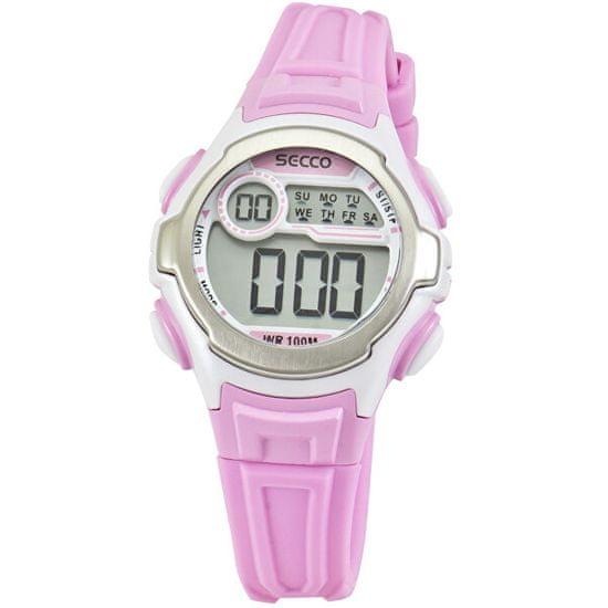 Secco Dámské digitální hodinky S DIB-001