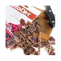 KetoDiet Sušené mäso hovädzie jerky 3 x 30 g