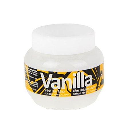 Kallos Negovalna maska za suhe lase (Vanilla Mask) ekstraktom (Obseg 275 ml)