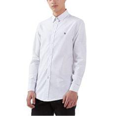 Trussardi Pánská košile Miami Collar 52C00113-W001 White