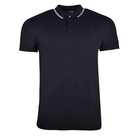 Trussardi Férfi pólóing Polo Mercerized Cotton Regular Fit 52T00320-K299 (Méret M)