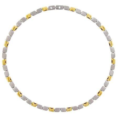 Boccia Titanium Luxus bicolor titán nyaklánc 08003-02