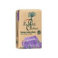 Le Petit Olivier Extra jemné přírodní mýdlo Levandule (Extra Mild Soap) 250 g