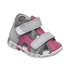 SANTÉ Zdravotná obuv detská N / 810/401 / S15 / S45 ružová