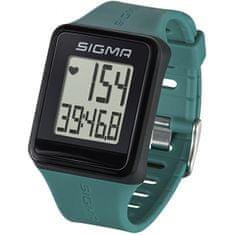 Sigma Pulsmetr iD.GO zielony 24520