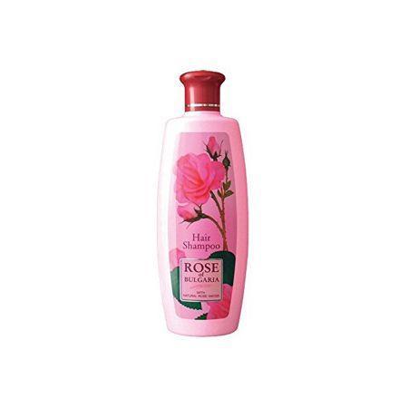 BioFresh Rose Of Bulgaria sampon minden hajtípusra rózsavízzel (Hair Shampoo) 330 ml