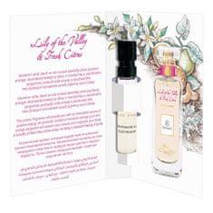 Dermacol Parfum z lilijo iz doline in tester Fresh citrusov 2 ml