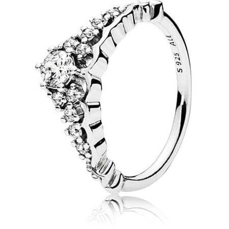 Pandora Csillogó ezüst gyűrű Tiara 196226 (Kerület 54 mm-es) ezüst 925/1000
