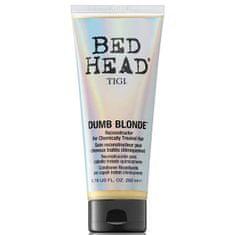 Tigi Kondicionáló kémiailag kezelt szőke hajhoz Bed Head Dumb Blonde (Reconstructor)