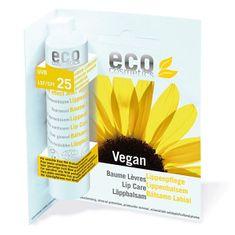 Eco Cosmetics Ochranný balzam na pery SPF 25 BIO 4 g