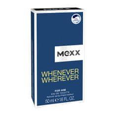 Mexx Whenever Wherever Men - EDT