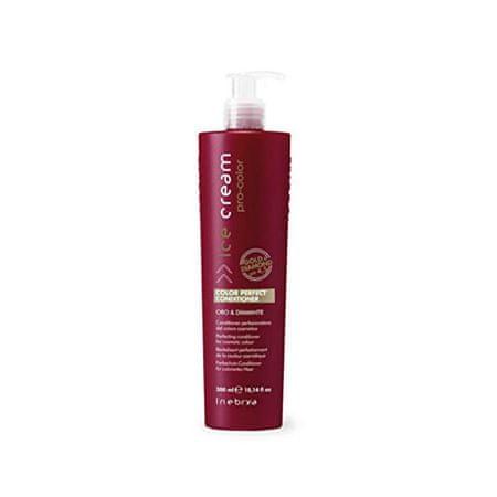 Inebrya Ice Cream Pro-Color hajszínélénkítő kondicionáló (Color Perfect Conditioner) 300 ml