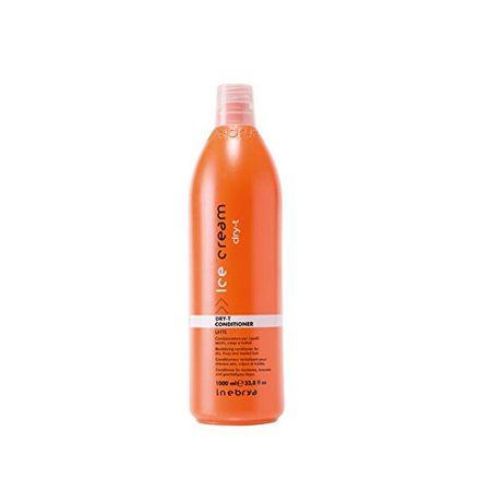 Inebrya Odżywka do włosów suchych i zniszczonych Ice Dry-T Cream Ice Dry-T (Conditioner) 1000 ml